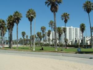 South Beach Part at Barnard Way & Speedway in Santa Monica
